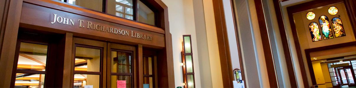 About Depaul University Library Depaul University Chicago