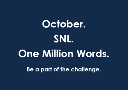 SNL: Month of Writing
