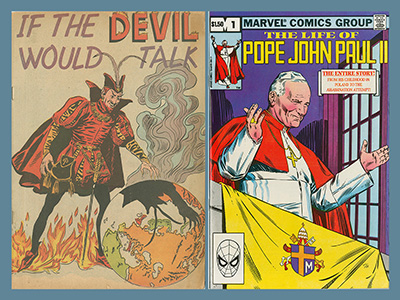 Alternate Universe: Christianity and Comic Books