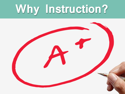 Why Instruction