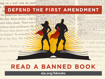 Join us for Banned Books Week Events