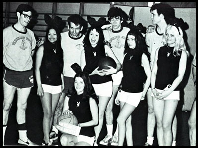 DePaul History: Playboy on Campus