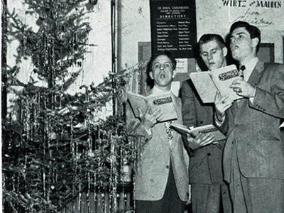 Holiday History at DePaul