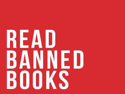 Banned Books Week Events: September 22 to October 2