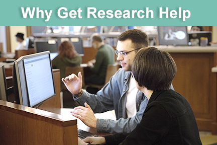 Why Get Research Help